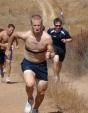 Hill runs in Chula Vista, CA